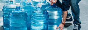 Water delivery service Dubai