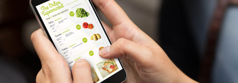 Grocery delivery apps Dubai