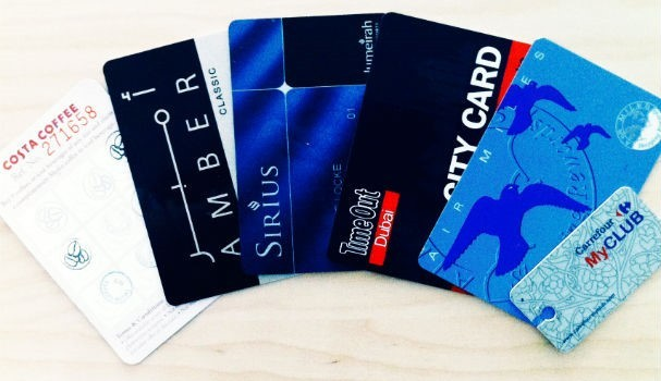 بطاقات ولاء في الامارات