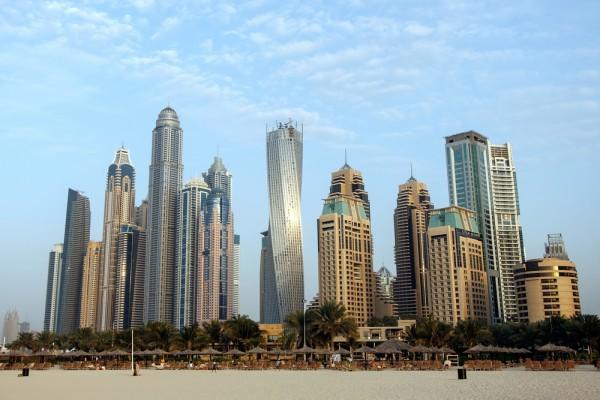 DubaiMarina-skyline