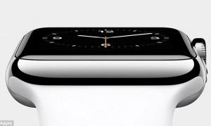 واجهة ساعة Apple