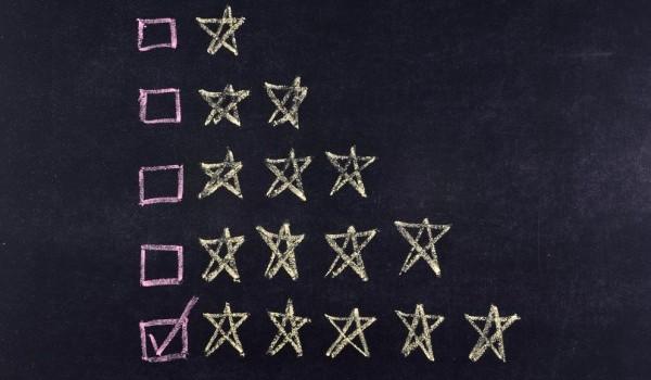 تقييم بالنجوم