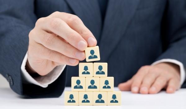 سلسلة رؤساء الشركة