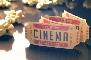 تذكرة السينما