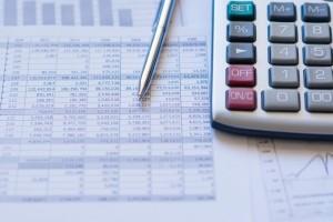 حسابات الشركة