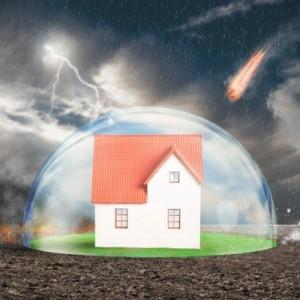 تأمين المنزل