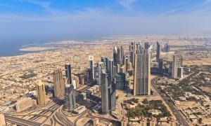 صورة لأبراج دبي