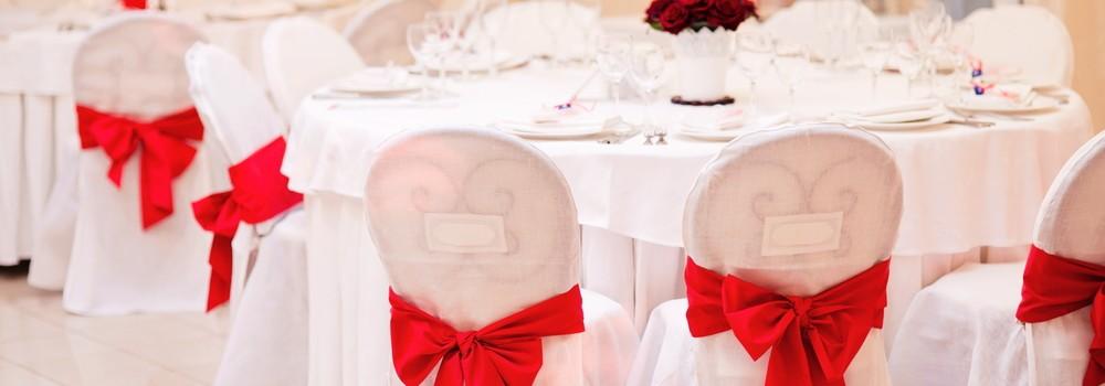 طاولات حفلل زفاف