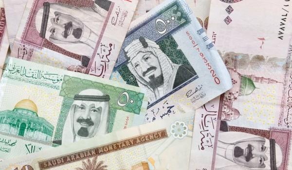 ريالات سعودية