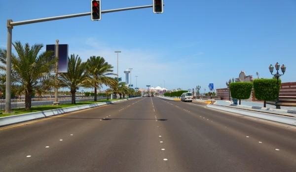 اختبار القيادة في الامارات