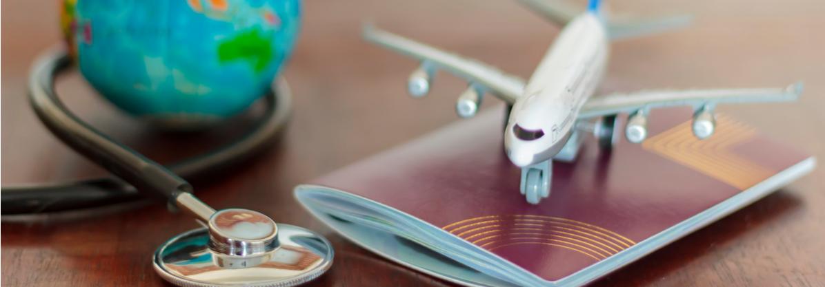 تأمين على السفر