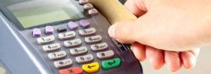 الدفع بالبطاقة الائتمانية