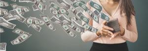 الاغراءات المالية