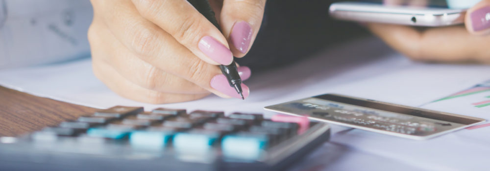 ديون بطاقة الائتمان